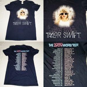 Taylor Swift 1989 Concert Tour Skyline Portrait S